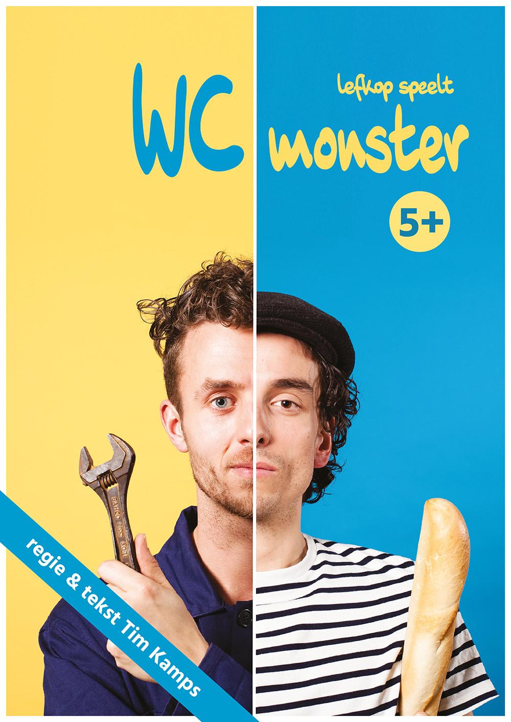 Lefkop-WC-Monster-Posterbeeld (2)